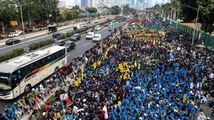 Usai Demo Besar-Besaran, Ketua DEMA UIN Jakarta Akui Adanya Penggembosan