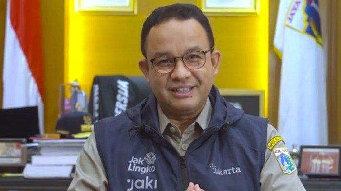 Anies Beberkan Empat Kelompok Warga yang Dapat Divaksin di Jakarta