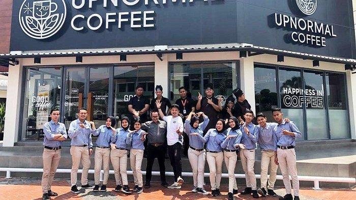 Warung Kekinian Upnormal Coffee Lebarkan Sayap, Buka Cabang ke-112 di Mall Cijantung