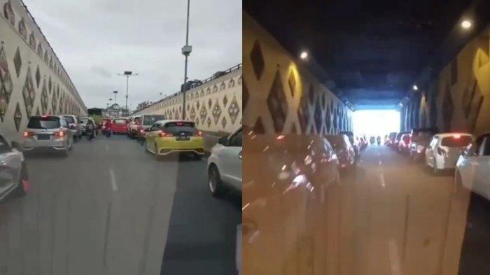 Aksi Bikers Makasar Buka Jalan untuk Ambulans Bikin Kagum