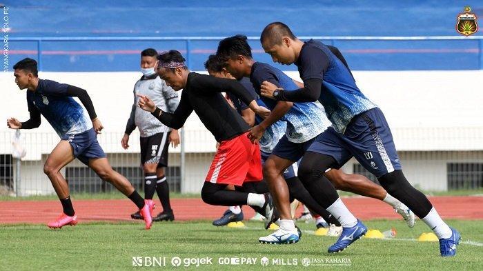 Paul Munster Pertahankan Pemain Bhayangkara Solo FC, Pemain Borneo Antusias Latihan Selama Ramadan