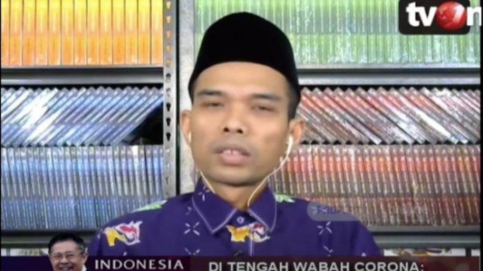 Tanggapan Ustadz Abdul Somad Soal Kemarahan Warga Diimbau Ibadah di Rumah