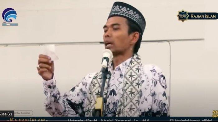 Benarkah Peringatan Isra Miraj Nabi Muhammad SAW Dianggap Bidah? Ini Penjelasan Ustadz Abdul Somad