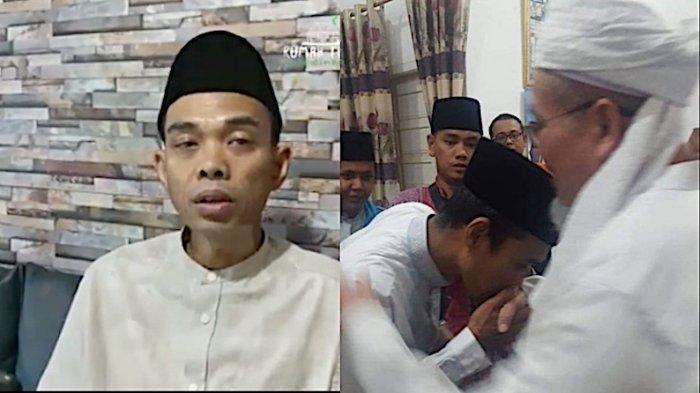 Komunikasi Terakhir Ustadz Tengku Zulkarnain dengan Ustadz Abdul Somad, Ucapkan: Allahu Akbar