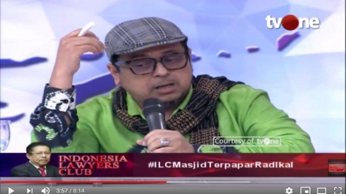 Indonesia Lawyers Club, Ustadz Haikal Hassan Sebut Pemerintah Lebay dan Radikal