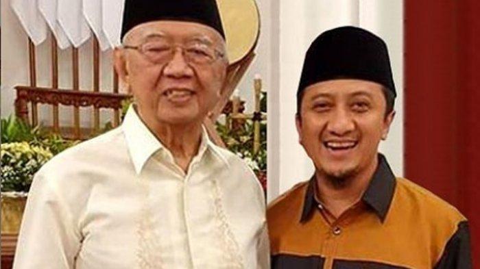 Gus Sholah Wafat, Ustadz Yusuf Mansur Berharap Dapat Meneruskan Perjuangan Gus Sholah