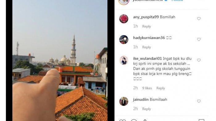 Ustadz Yusuf Mansyur Usul Kubah Masjid dan Atap Rumah Dibongkar, Biar Bisa Dimanfaatkan