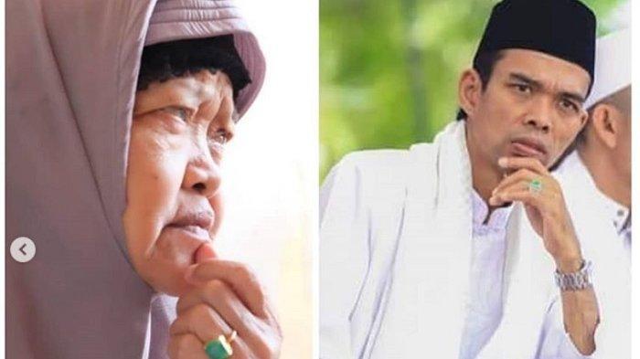 Ustaz Abdul Somad Ditawari Jet Pribadi Agar Bisa Makamkan Ibunya; Kapolri dan Prabowo Kirim Bunga
