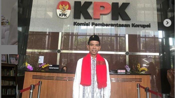 Ustadz Abdul Somad Dipanggil KPK