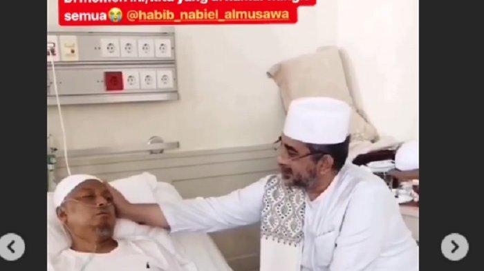 VIDEO VIRAL: Anak Ustaz Arifin Ilham Ungkap Momen Bikin Keluarga Menangis Melihat Ayahnya