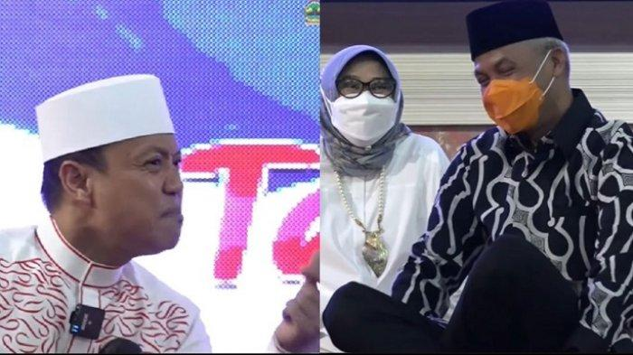 VIDEO Ceramah Ustaz Dasad Latif Bahas Ganjar Pranowo Dibully: Kecil Man, Wajarlah Banyak Prestasinya