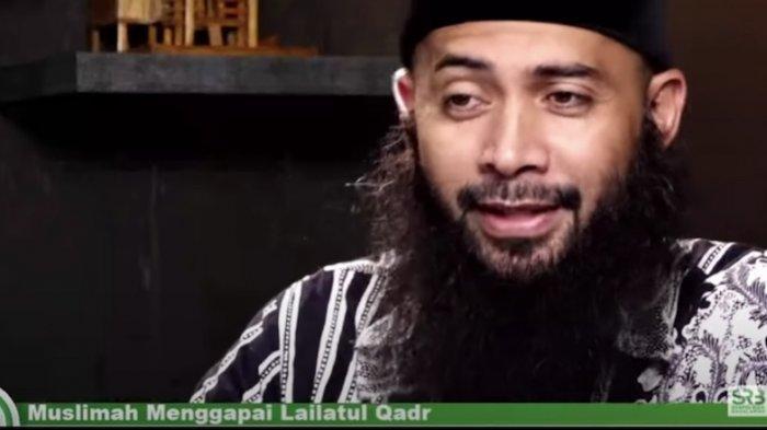 Tips untuk Mendapat Lailatul Qadar Bagi Wanita, Kata Ustaz Syafiq Basalamah Lakukan Persiapan Ini