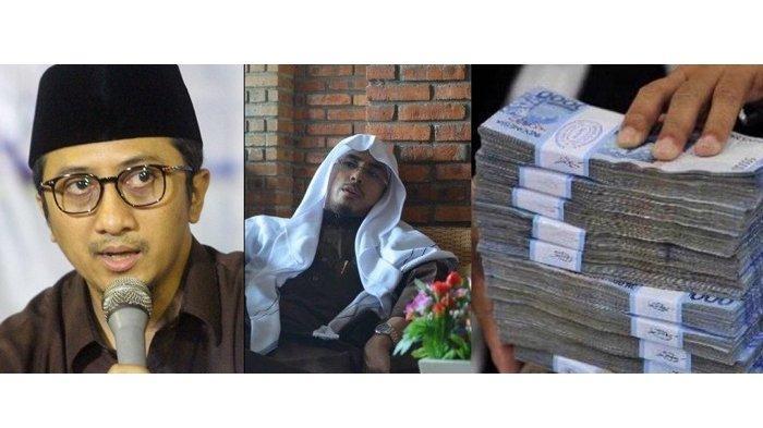 Uang Takziah untuk Ustaz Maaher At Thuwailibi Dipertanyakan, Ustaz Yusuf Mansur: Donasi Rp 1 M Lebih