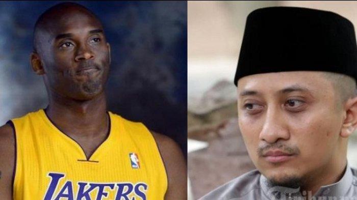 Kobe Bryant Tewas Kecelakaan Helikopter, Ini Harapan dan Doa Ustaz Yusuf Mansur untuk NBA Legendaris