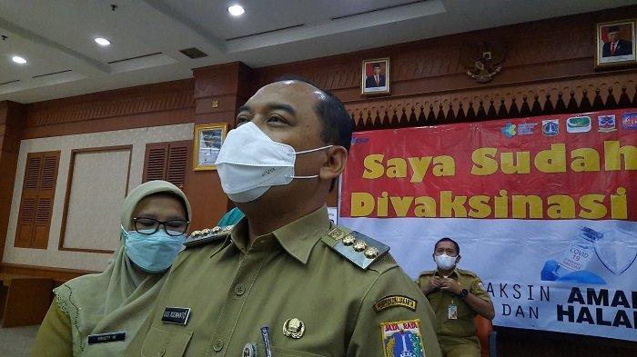 Wali Kota Imbau ASN Se-Jakarta Barat Tetap di Rumah Saat Libur Panjang Isra Miraj dan Nyepi