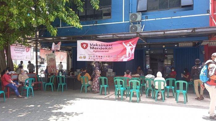 Vaksin di Ruko Sentral Niaga Kalimalang Berhadiah Dooprize Sepeda Motor, Cukup Siapkan Fotokopi KTP