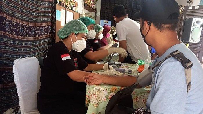 Lima Titik Kampung Tangguh Jaya di Jakarta Pusat Layani Vaksinasi Covid-19 Pendamping Lansia