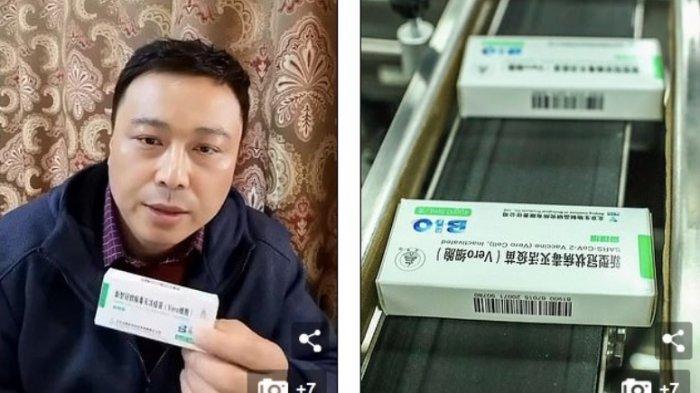 Dokter China ini Bilang Vaksin Covid-19 Sinopharm Punya 73 Efek Samping, Akhirnya Minta Maaf