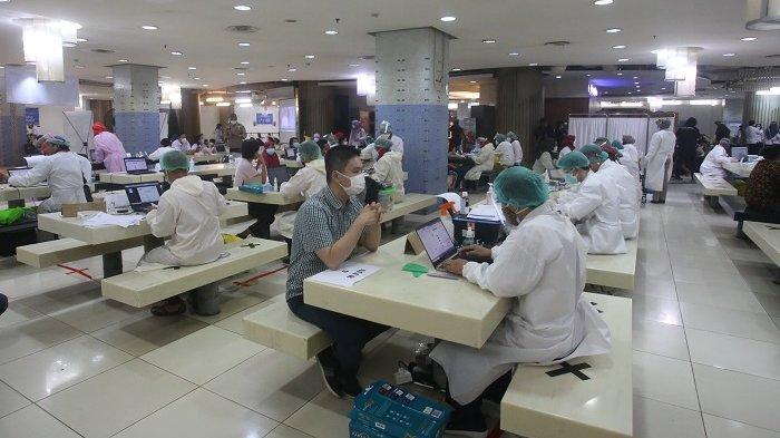 Pemprov DKI Distribusikan 60.000 Dosis Vaksin Untuk Kelompok Lansia