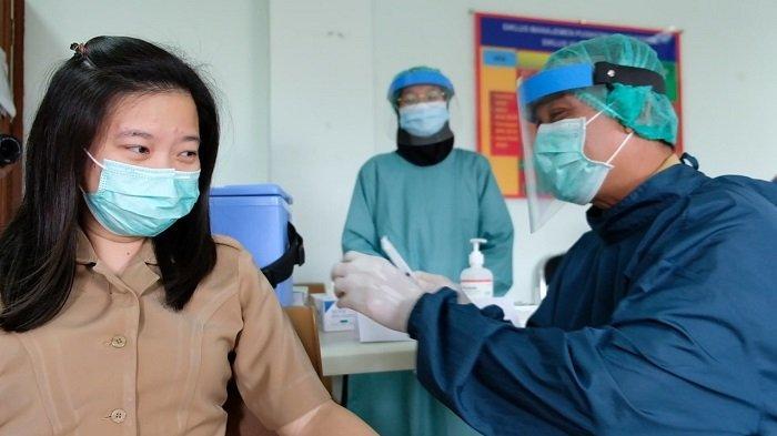 Penjelasan Soal Efek Samping Vaksinasi Covid-19 dari BPOM, Mulai dari Ringan Sampai Sedang