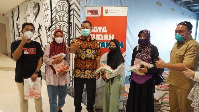 Sediakan 2.500 Dosis, Gerakan Indonesia Pasti Bisa Buka Sentra Vaksinasi Covid-19 di Kota Semarang