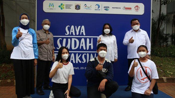VIDEO : Taman Impian Jaya Ancol Buka Sentra Vaksinasi Covid-19 Khusus Anak