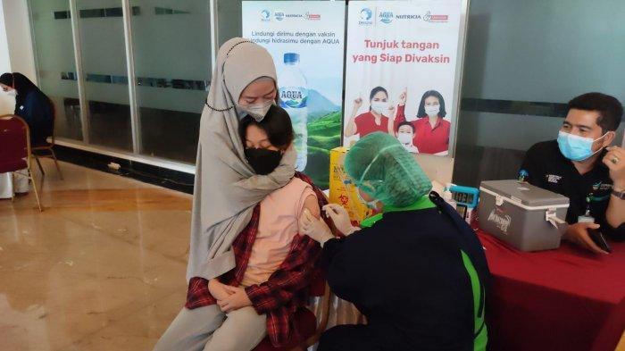 93 Ribu Anak di Kota Bekasi Tercatat Ikut Vaksinasi Covid-19, Sedianya Digelar Seiring Rencana PTM