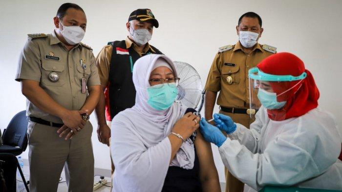 Kebut Vaksinasi Covid-19 Lansia, Pemkot Jakut Tetapkan Enam Lokasi Dinamis di Jakarta Utara