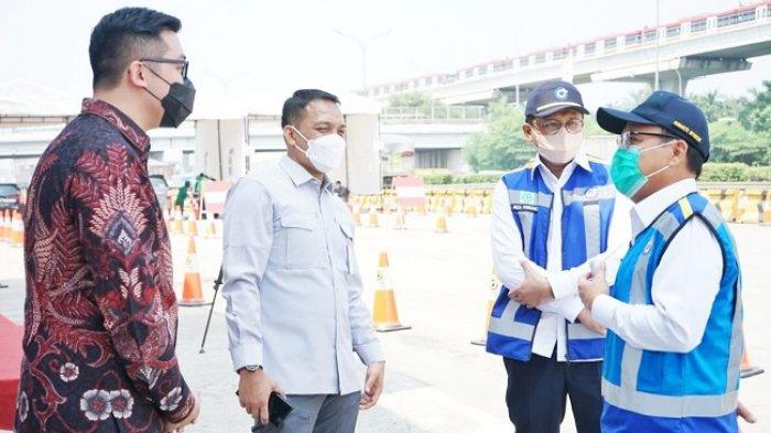 Dukung Percepatan Herd Immunity, Jasa Marga dan BAIS TNI Lakukan Vaksinasi Drive Thru di Jalan Tol