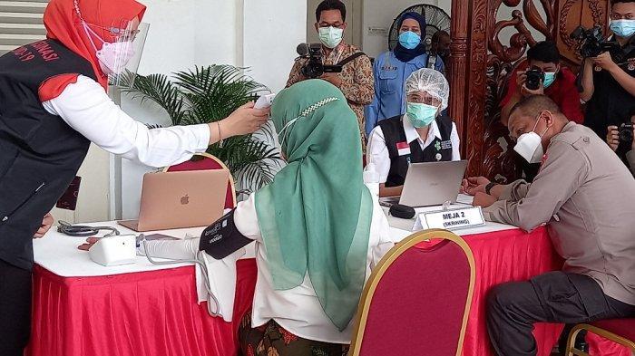 UPDATE Vaksinasi Covid-19 di Indonesia 26 Januari 2021: 245.685 Orang Sudah Divaksin