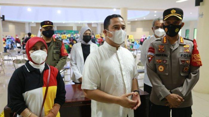 Petugas Pelayanan Publik dan Wartawan di Kota Tangerang Dilakukan Vaksinasi
