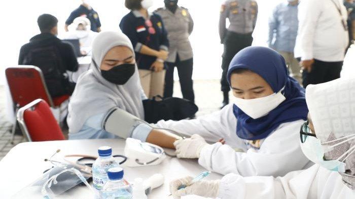 Kebut Vaksinasi Covid-19, Ribuan Vaksin Kembali Didistribusikan ke Sejumlah Faskes di Kota Depok