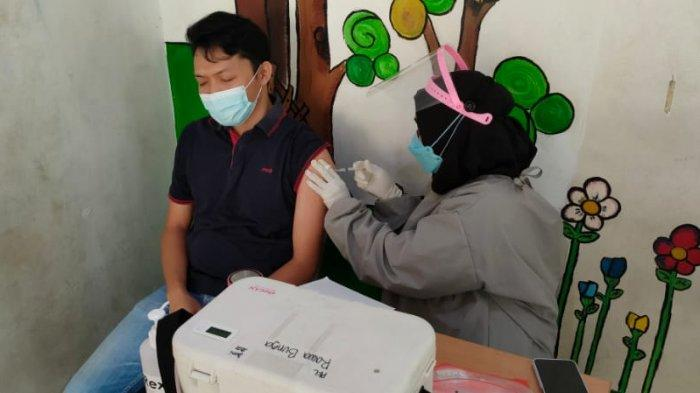 Kelurahan Rawa Bunga Kembali Gelar Vaksinasi Covid-19 di RPTRA Citra Permata dengan 100 Dosis