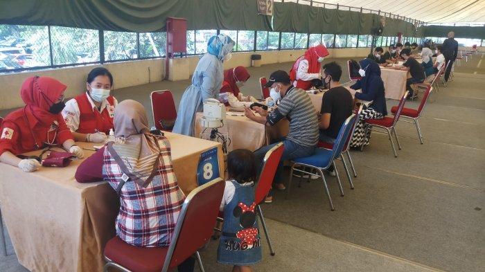 VIDEO : BPC Hipmi Kota Tangerang Gelar Vaksinasi Covid-19