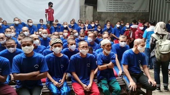 50 Orang dengan Gangguan Jiwa di Yayayan Jambrud Biru Divaksinasi Covid-19