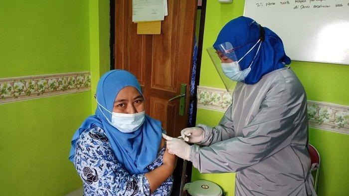 Dinkes Kota Bekasi Lakukan Persiapan Vaksinasi Covid-19 Tahap Dua