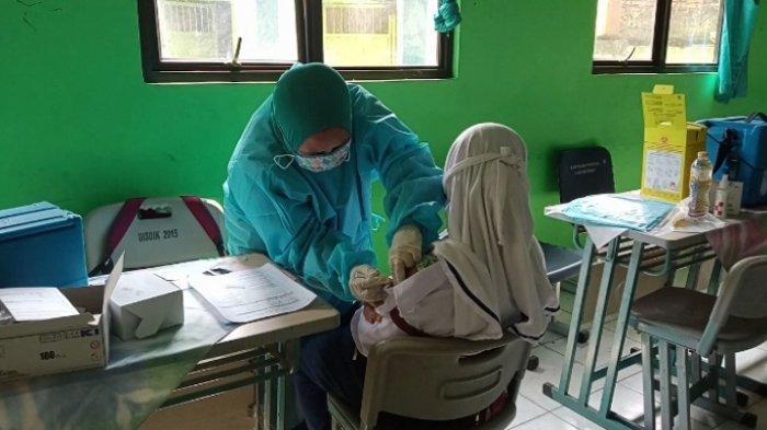 Wali Kota Bekasi Kebut Vaksinasi Covid-19 Untuk Kategori Pelajar SMP Sederajat