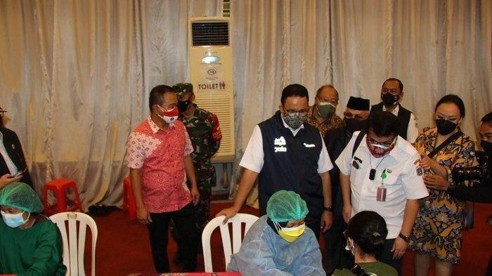 Dari Masjid hingga Gereja di Jakarta Barat Jadi Lokasi Vaksinasi Covid-19