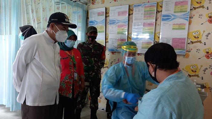 Pelaksanaan Vaksinasi Virus Corona di Puskesmas Jakarta Pusat, Ada Kriteria Penerima Vaksin