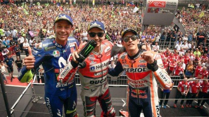 Jorge Lorenzo Sebut Melawan Marc Marquez Lebih Sulit Ketimbang Valentino Rossi, Ini Alasannya
