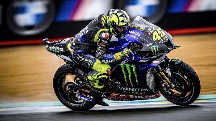 Tunggu Hasil Tes Covid-19, Valentino Rossi Terancam Absen di MotoGP Valencia 2020