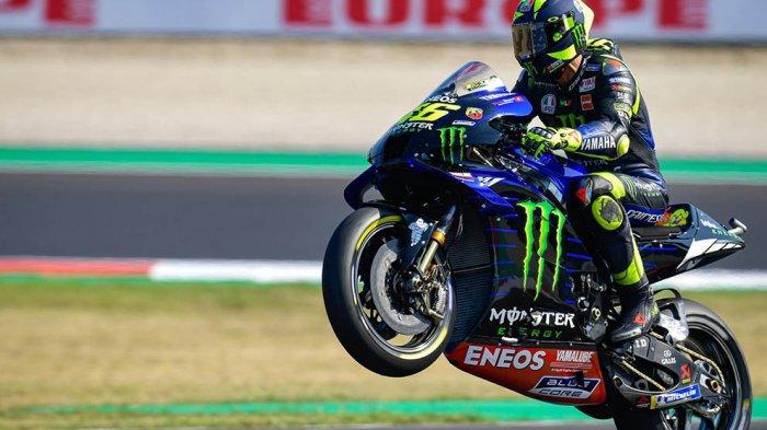 DAFTAR Pembalap MotoGP yang Terpapar Covid-19, Valentino Rossi Pernah Peringatkan Untuk Waspada