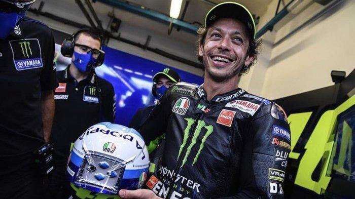 Valentino Rossi Tidak Akan Kejar Gelar ke-10 MotoGP, Tapi Prioritaskan Naik Podium