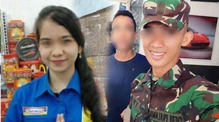 Rute Pelarian Oknum TNI Prada DP Setelah Membunuh dan Memutilasi Pacarnya Kasir Indomaret