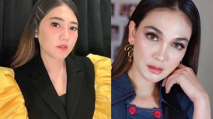Via Vallen dan Luna Maya Terancam 8 Tahun Penjara Akibat Unggah Cuplikan Film Aladin ke Medsos?