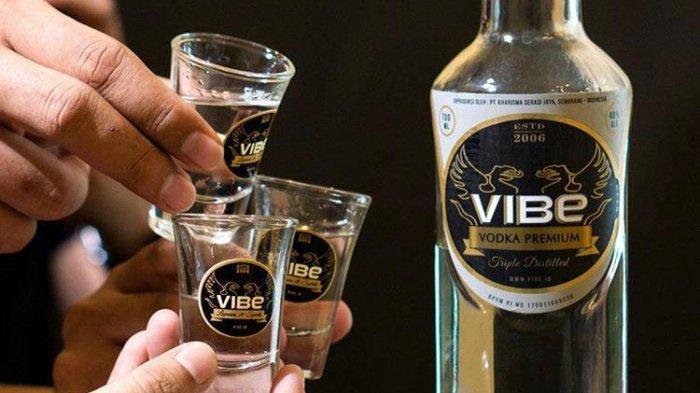 Vibe Liqueurs & Spirits Raih Penghargaan Kelas Dunia