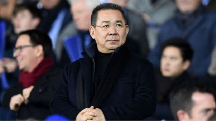 BREAKING NEWS: Pemilik Leicester City Dipastikan Tewas Dalam Kecelakaan Helikopter