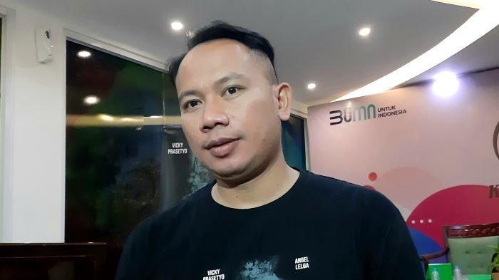 Vicky Prasetyo ketika berbincang di kawasan Matraman, Jakarta Pusat, Rabu (17/3/2021) malam.