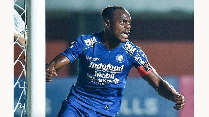 Kalahkan PSS Sleman, Kapten Persib Victor Igbonefo Puji Performa Kim Kurniawan dan Fabiano Beltrame