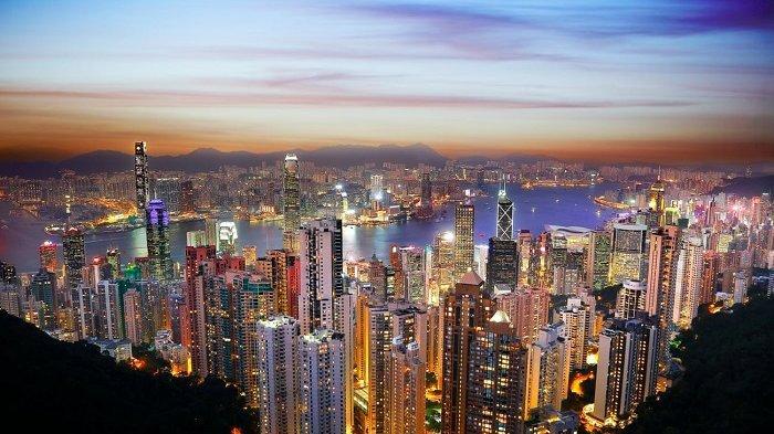 Nikmati Pemandangan Terbaik di Hongkong saat Merayakan Liburan Akhir Tahun